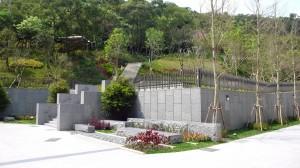 私人後山花園
